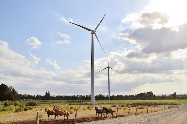 Mainstream Renewable Power wins seven government contracts in Chile to build one gigawatt of wind energy plants worth USD $1.65bn