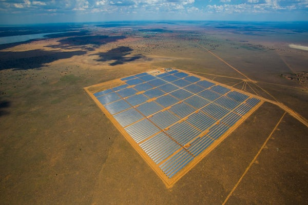 Mainstream obtains planning consent for 245MW of Solar PV in Chile