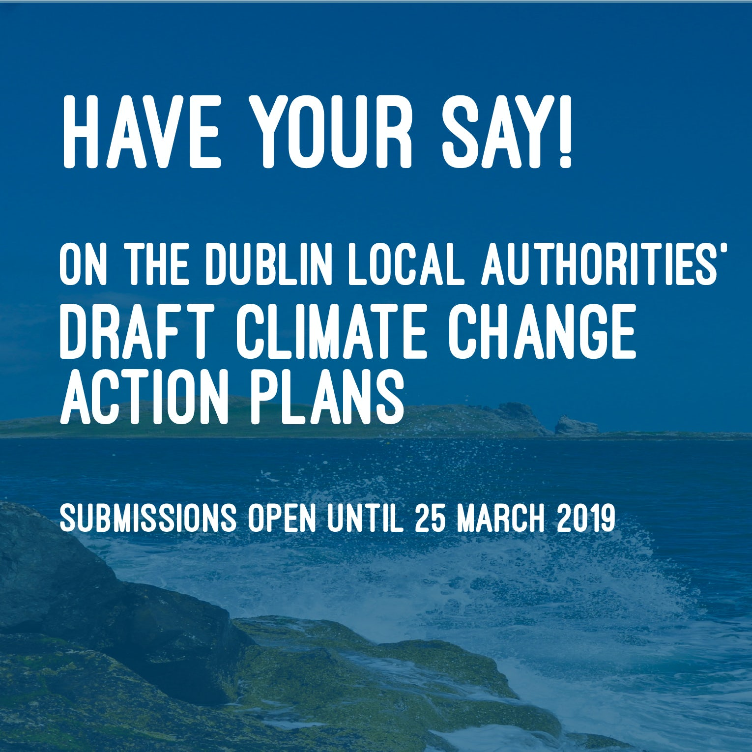 Less than a week left to have your say!