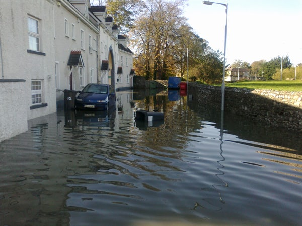 Ballycullen Flood Alleviation Scheme - South Dublin County Council