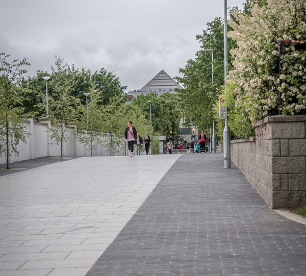 Belgard Walkway - South Dublin County Council