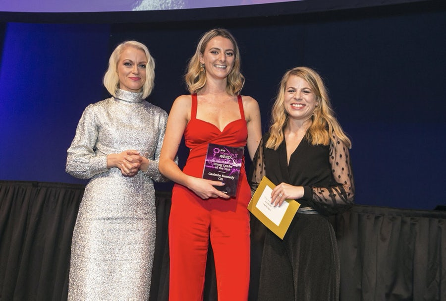 Together Digital at the 2019 Women in IT Awards