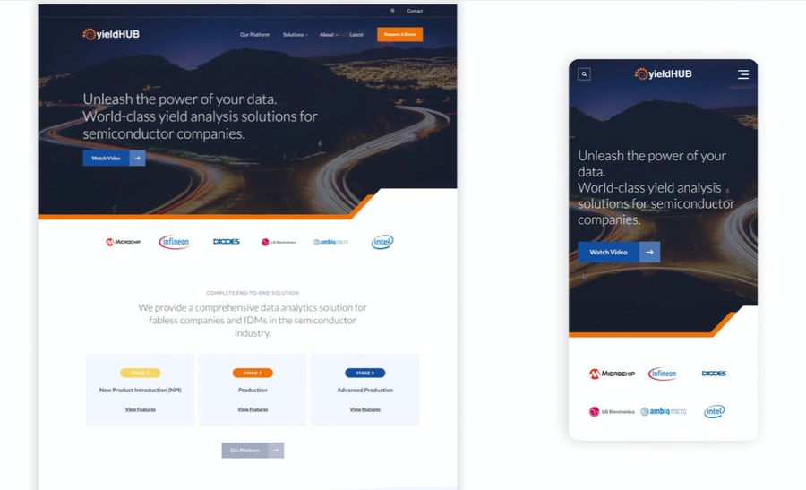 Just Launched: yieldHUB