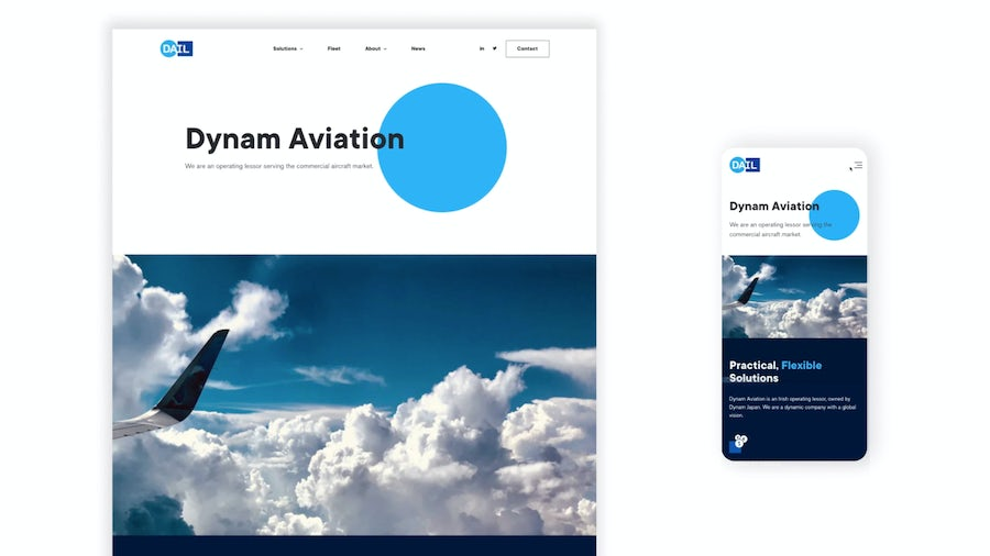 Just Launched: Dynam Aviation