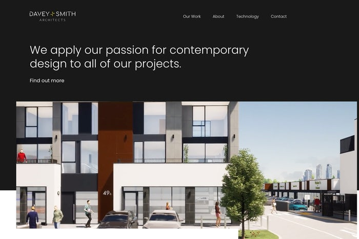 Just Launched: Davey + Smith