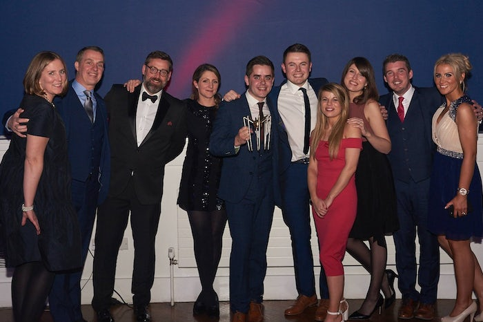 Together Digital and Darkness Into Light Win eir Spider Award