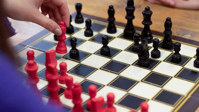 Content Strategy, B2B Content Strategy, B2B Growth, Chess Game