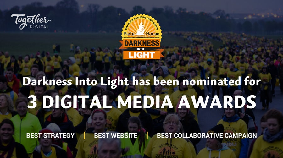 Finalists for 2018 Digital Media Awards