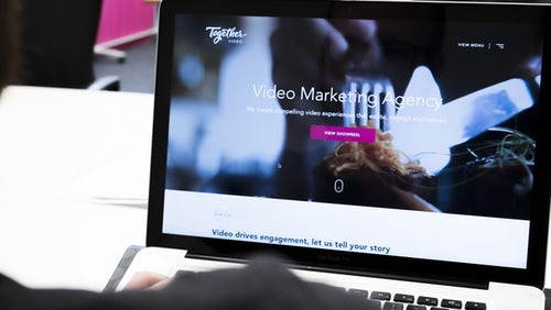 Brand New Together Video Website Launched