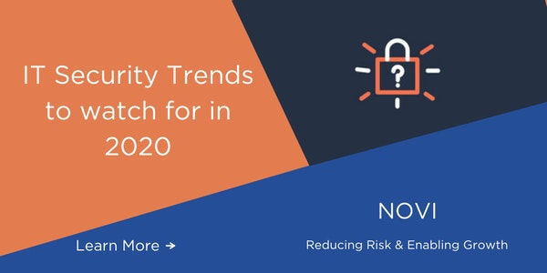 IT security trends to watch out for in 2020