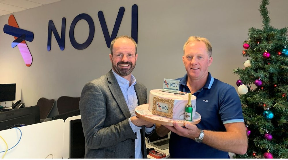 IT Company celebrate 20 years in business