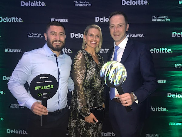 Novi at Deloitte Technology Fast 50 Ceremony