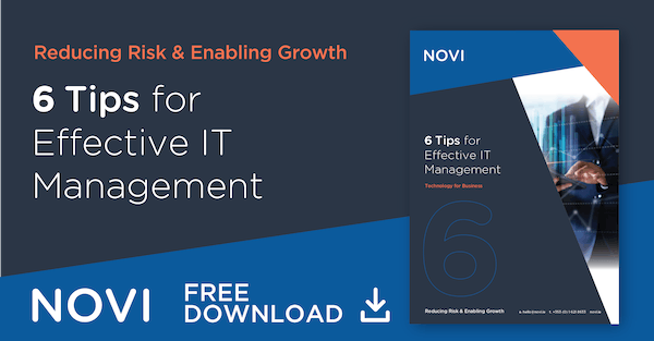 Download eBook: 6 Tips for Effective IT Management