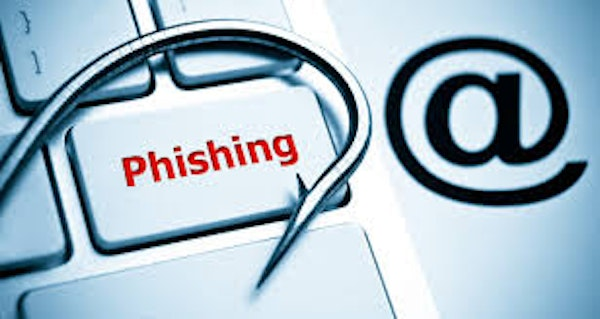 What is a phishing email