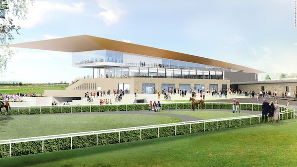 Novi in partnership with the Curragh Racecourse