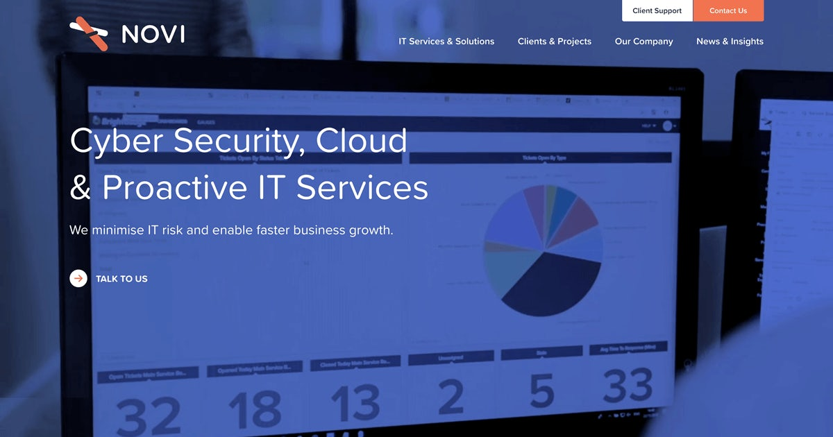 Cyber Security Services | Managed IT Security Company Ireland