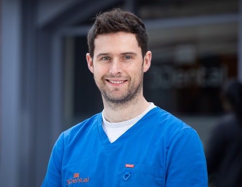 Dr. Fearghal O'Connell - Dentist Limerick