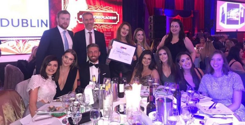 3 Dental Recognised As A Best Small Workplace In Ireland 2019!