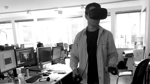 The Use Of 3D Modelling & Virtual Reality In Architectural Design