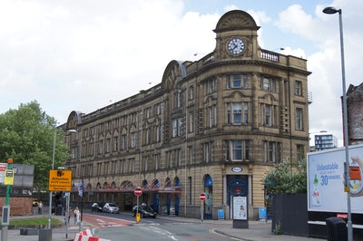 Victoria Station, Manchester
