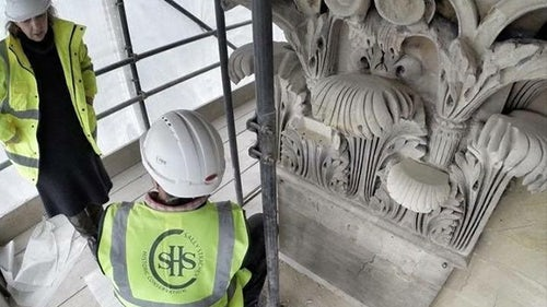 Lime Based Repairs And Protection Systems For Historic Masonry