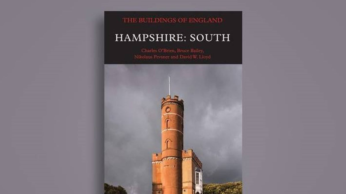 The Greatest Treasury Of English Architecture Ever Compiled