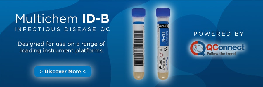 Multichem ID-B Infectious Disease Quality Control in partnership with NRL Australia - Powered by QConnect