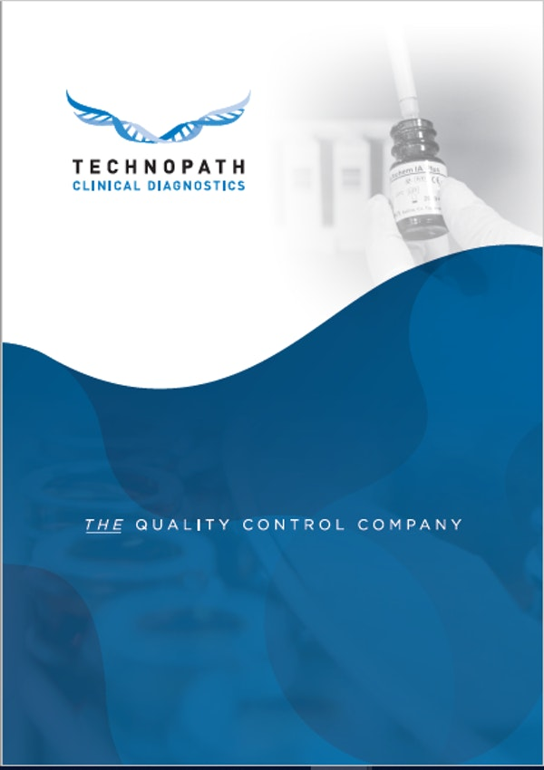 Technopath Clinical Diagnostics Corporate Brochure 2019