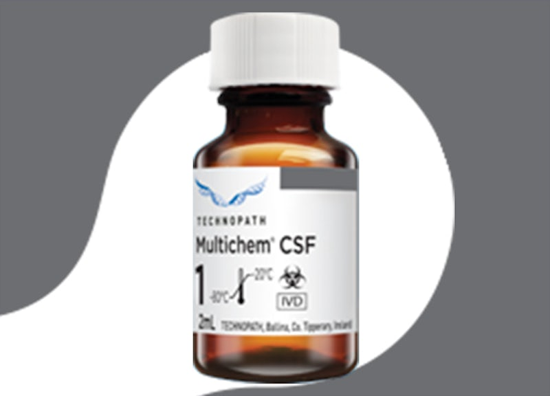New product launch Multichem™ CSF