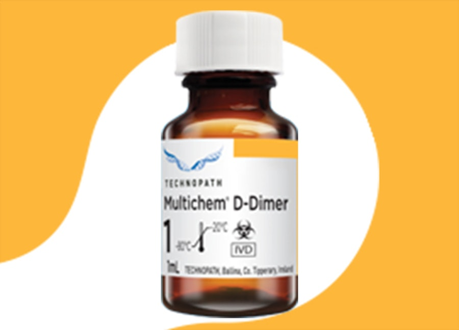 Multichem D-Dimer Product Information Sheet