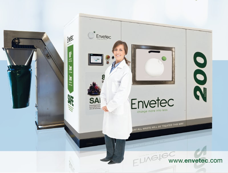 ENVETEC 200 Series TEMP IMAGE