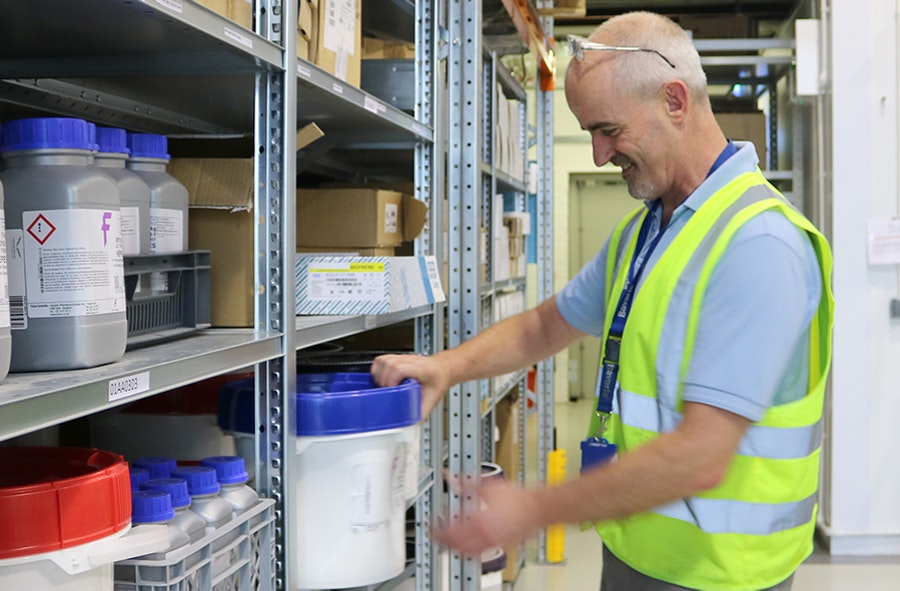 Technopath Careers - Warehouse Assistant