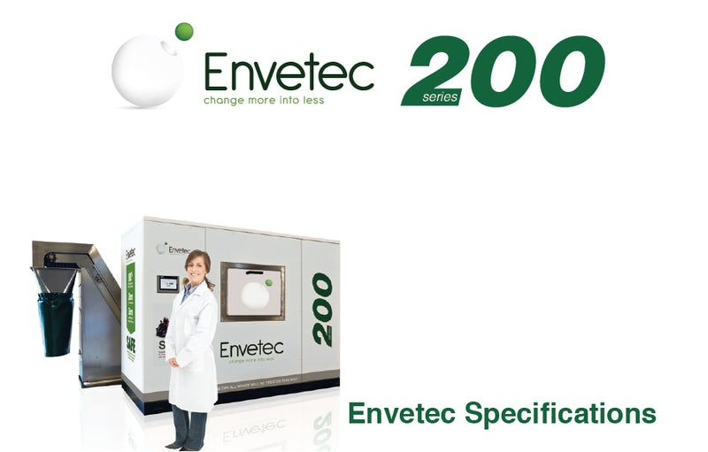 Envetec 200 Series Spec TEMP