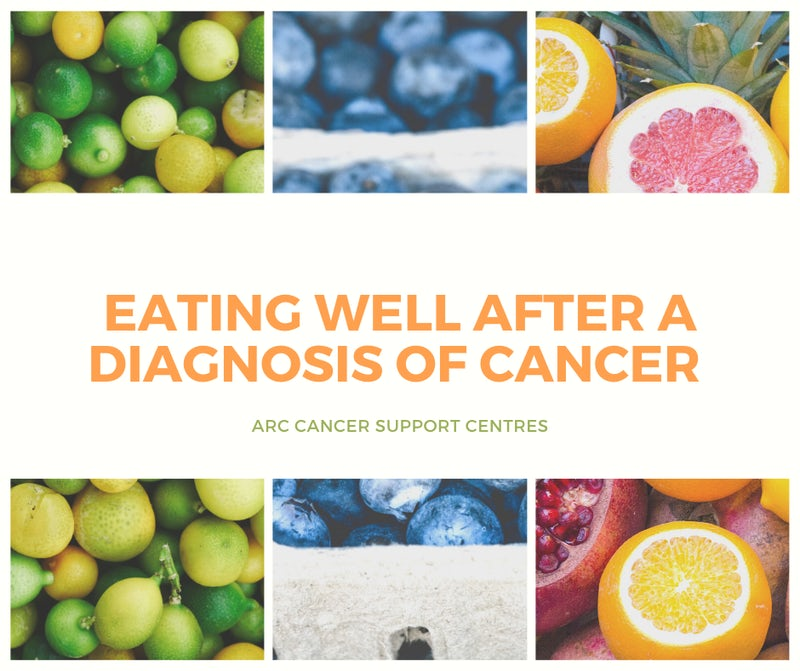 Eating Well After a Diagnosis of Cancer