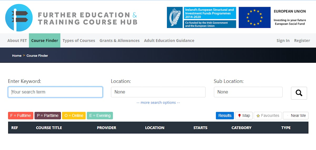 Applying for Further Education and Training - A simple 'How To'