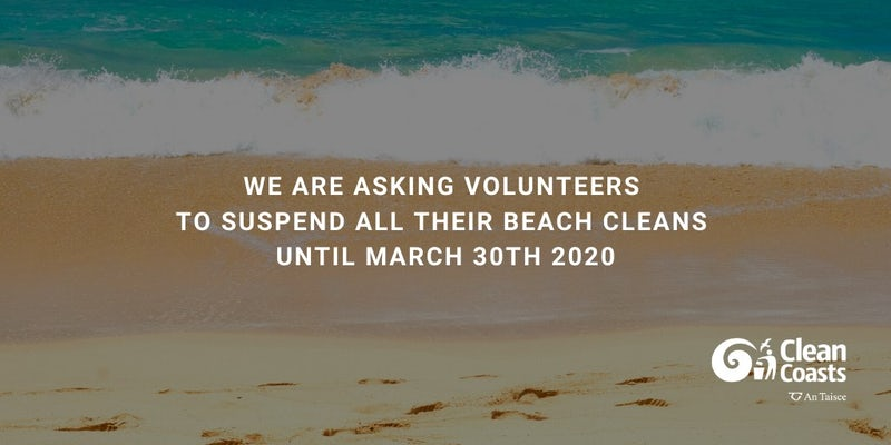 Bull Island Action Group | Beach Clean Postponed