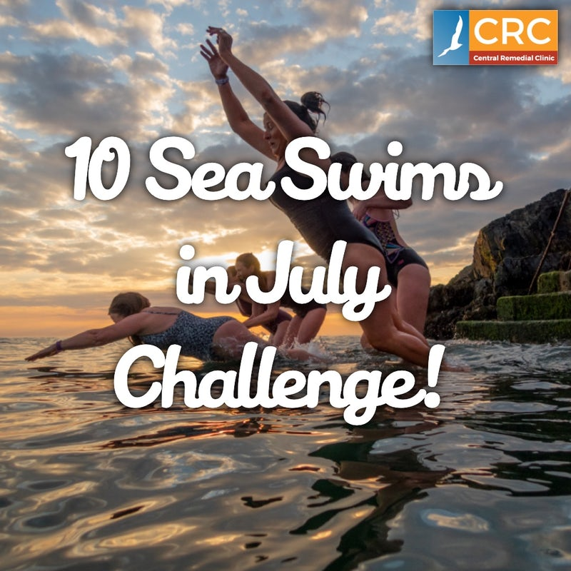 Get in the Sea for CRC!