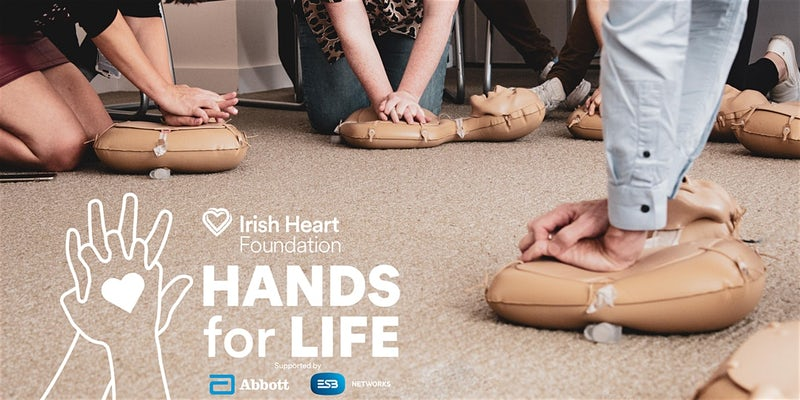 FREE CPR Course with Clontarf Lions Club