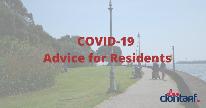 COVID-19 Advice for Residents