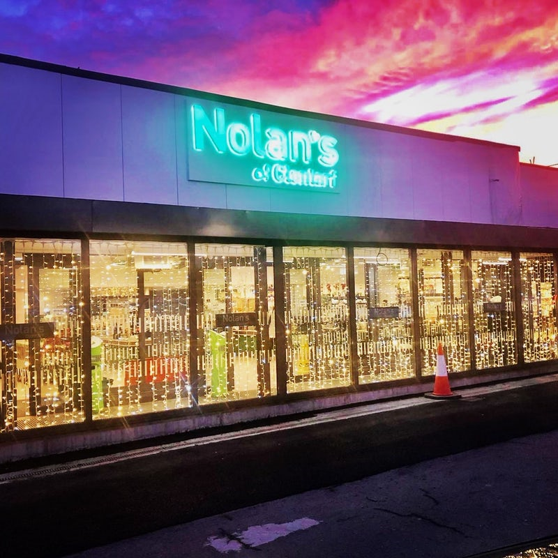 Nolan's Christmas Opening Hours