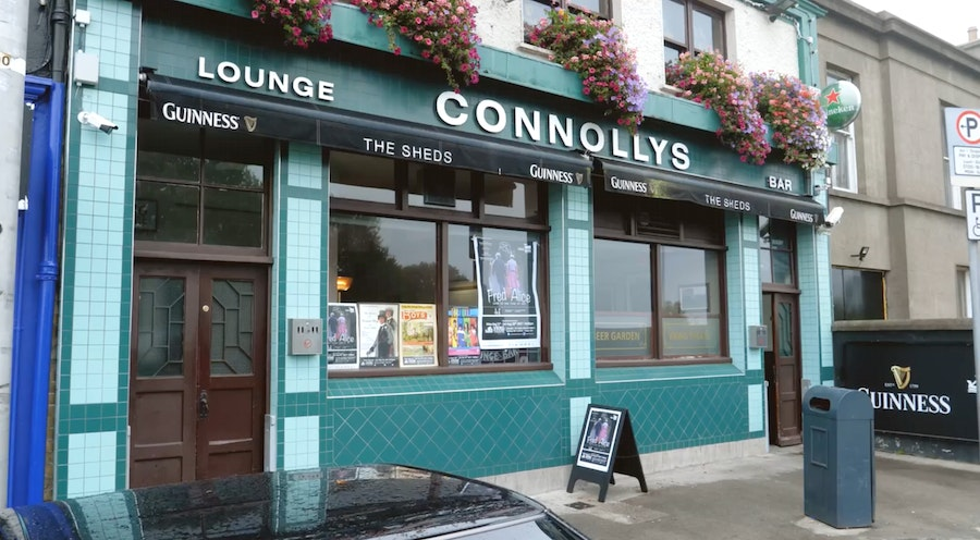 Connolly's - The Sheds, Clontarf