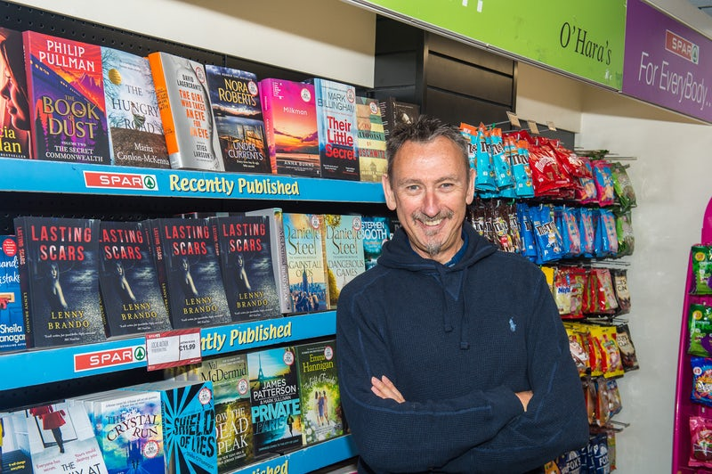 Lasting Scars; New Novel by Local Author Available at Spar