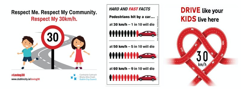 Speed Limits - Reminder from CRA