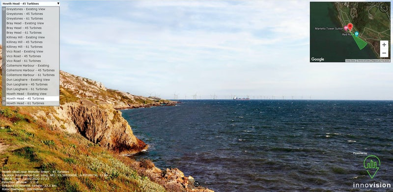 Dublin Array Offshore Wind Farm Project: Online Consultation Closing
