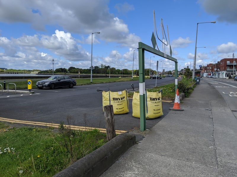 Seafront Carparks Closed