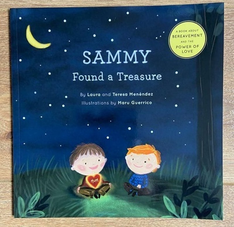 Local Author Launches Children's Book on Bereavement