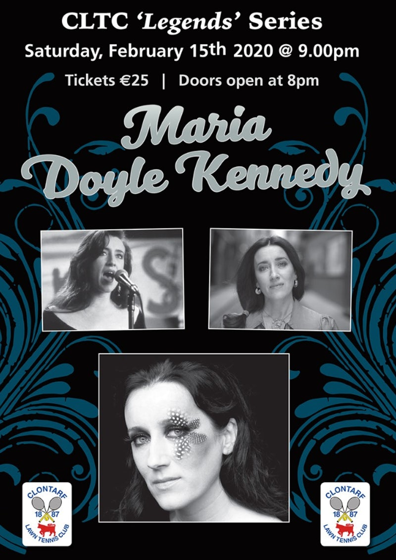 CLTC Legends Series | Maria Doyle Kennedy
