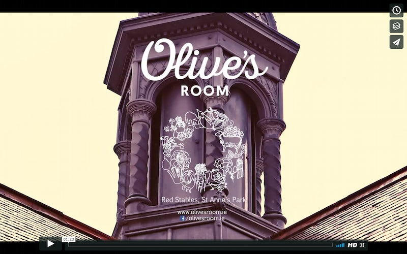 Olive's Room featured in RTE's Science Week