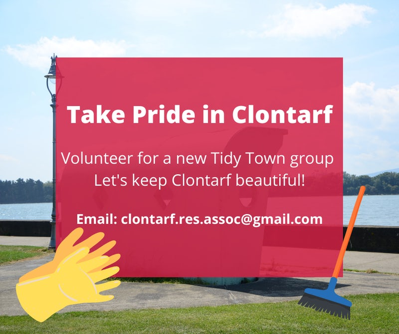 Want to Join Clontarf Tidy Towns?