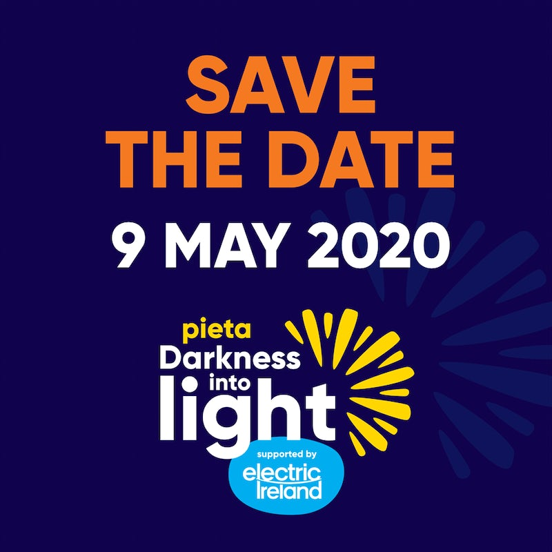 Darkness into Light Clontarf 2020!